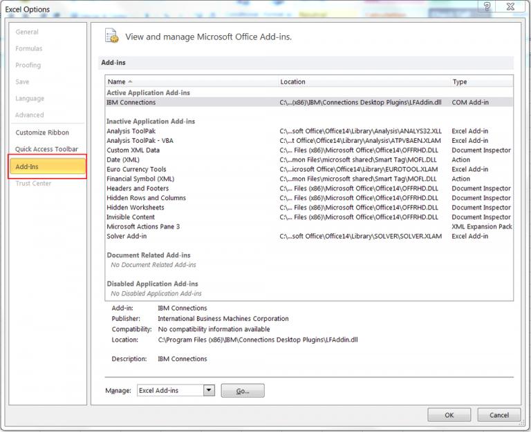 Chạy Excel ở chế độ Safe Mode khi Excel bị treo
